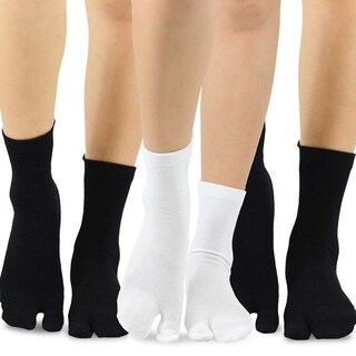 Link to TeeHee Flip Flop Big Toe Cotton Socks 3-Pairs Similar Items in Slippers, Socks & Hosiery