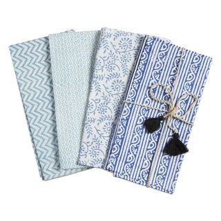 TAG Bali Block Print Napkin (Set of 4)
