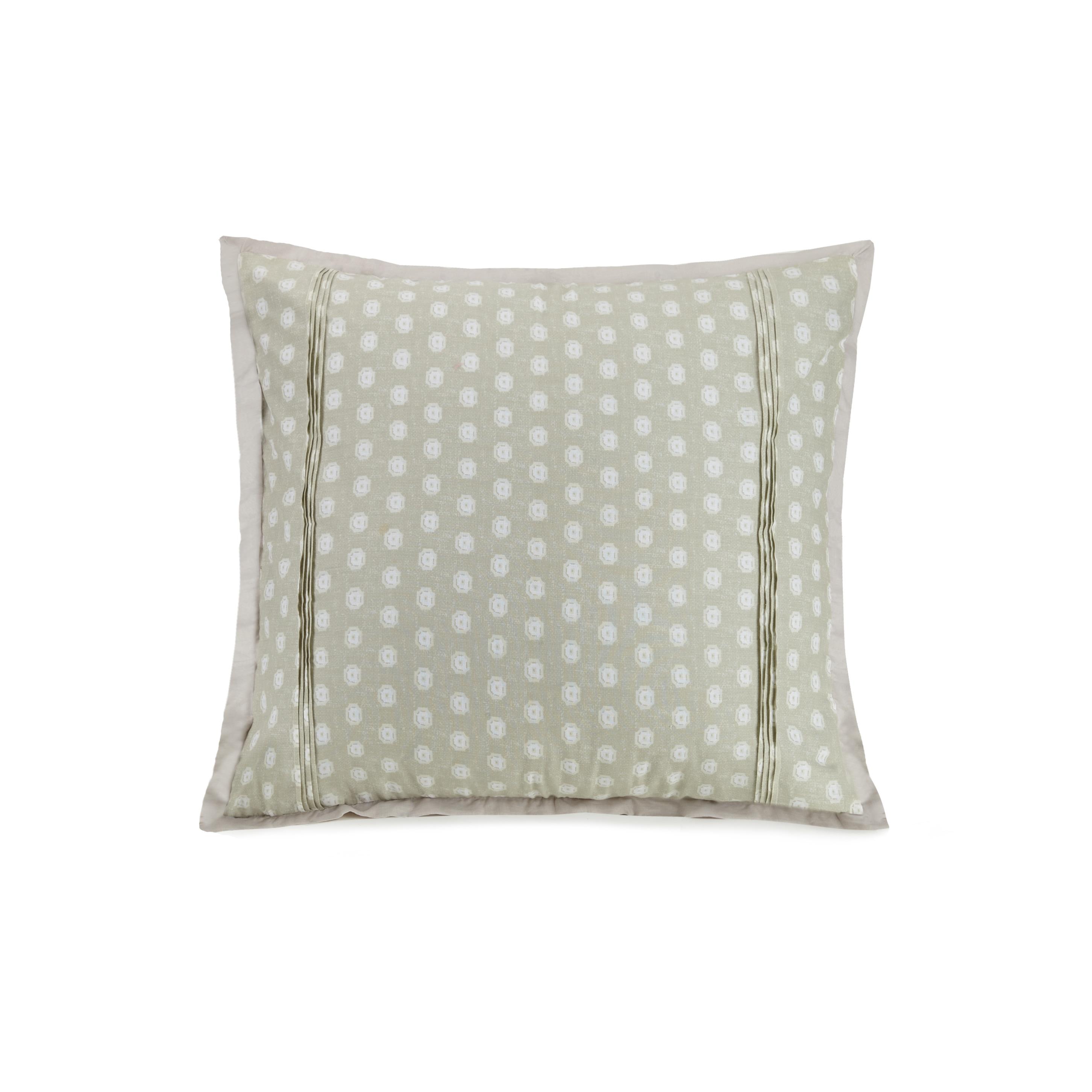 Jessica Simpson Naomi Grey Cotton Euro Sham (Comforter)