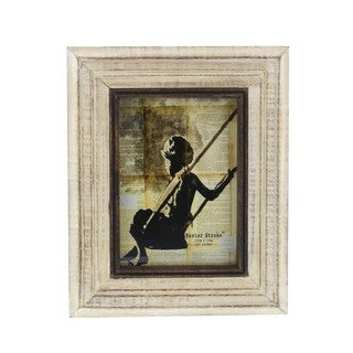 Prime Wood Finish Picture Frame, Beige