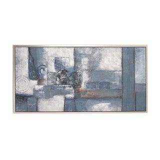 Hypothetical Framed Canvas Art