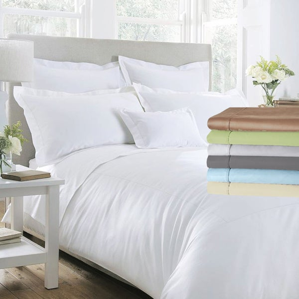 Elles Bedding 400 Thread Count Feather Touch Sheet Set