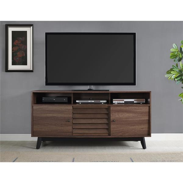 Shop Ameriwood Home Vaughn Tv Stand For Tvs Up To 60 Inches Wide