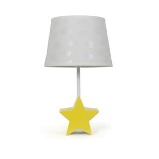 The Peanut Shell Star Bright Cloud Cutout Lamp