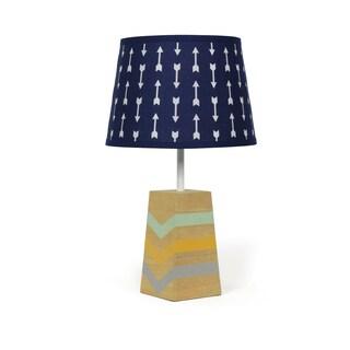The Peanut Shell Sierra Arrows Aglow Lamp