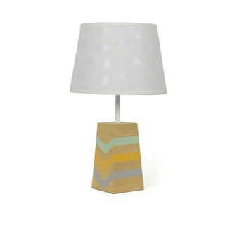 The Peanut Shell Sierra Cloud Cutout Lamp