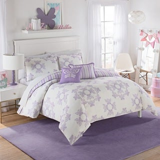 Waverly Kids Ipanema Reversible 3-piece Comforter Set