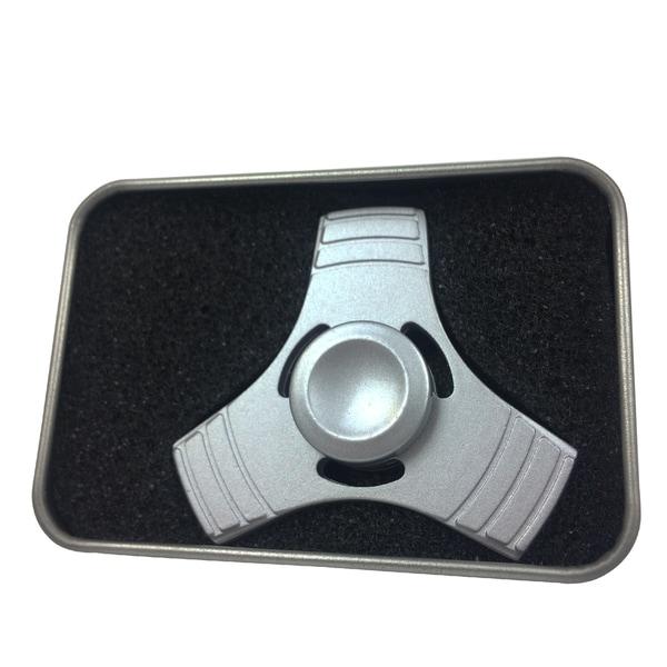 Aluminum Fidget Tri-Spinner