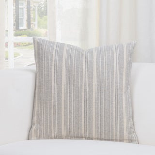 Cottage Pewter Accent Pillow