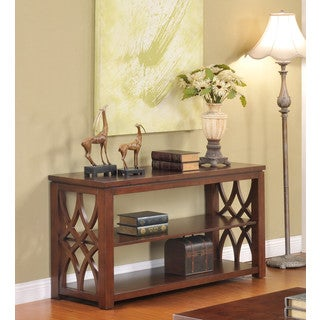 LYKE Home Hiller Sofa Table