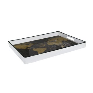 Word Map Serving Tray