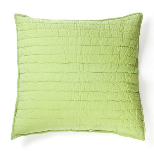 Shop Brighton Apple Green Decorative Throw Pillow On Sale Free Enchanting Apple Green Decorative Pillows