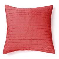 Brighton Red Decorative Throw Pillow