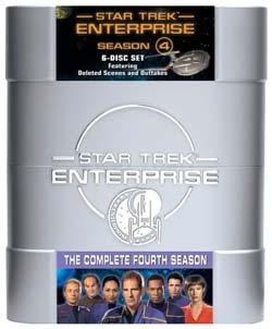 Star Trek: Enterprise The Complete Fourth Season (DVD)