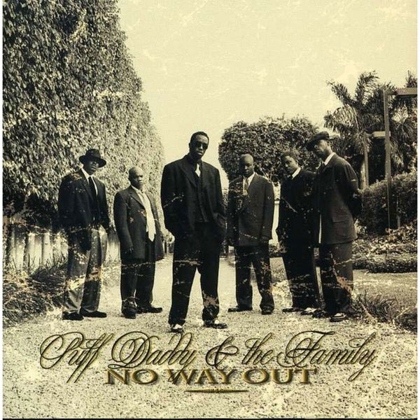 Puff Daddy - No Way Out (Parental Advisory)