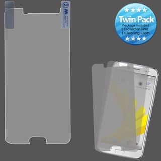 Insten Tempered Glass LCD Screen Protector Film Cover For HTC 10 EVO / Bolt (Pack of 2)