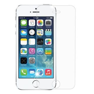 Insten Clear Tempered Glass LCD Screen Protector Film Cover For Apple iPhone 5/ 5C/ 5S/ SE