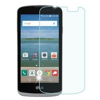 Insten Clear LCD Tempered Glass Screen Protector Film Cover For LG Optimus Zone 3/ Spree