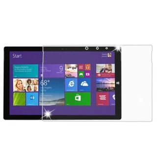 Insten Clear Tempered Glass LCD Screen Protector Film Cover For Microsoft Surface 3