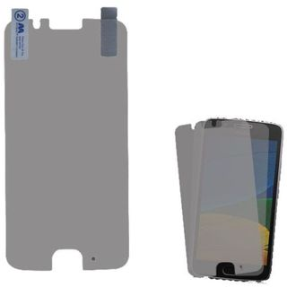 Insten Clear LCD Screen Protector Film Cover For Motorola Moto G5 (Pack of 2)