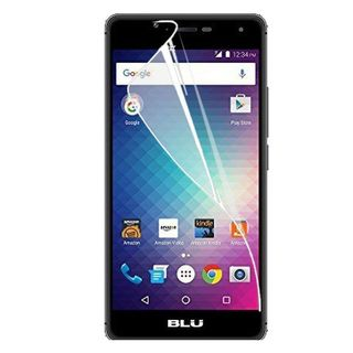 Insten Clear LCD Screen Protector Film Cover For BLU R1 HD