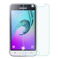 Insten Clear Tempered Glass Screen Protector For Samsung Galaxy Amp 2/ J1
