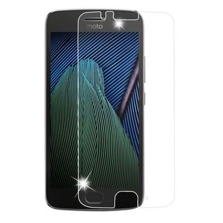 Insten Clear Tempered Glass Screen Protector For Motorola Moto G5