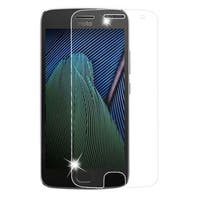 Insten Clear Tempered Glass Screen Protector For Motorola Moto G5 Plus/ X
