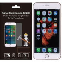 Insten Clear Plastic Screen Protector For Apple iPhone 6 Plus/ 6s Plus