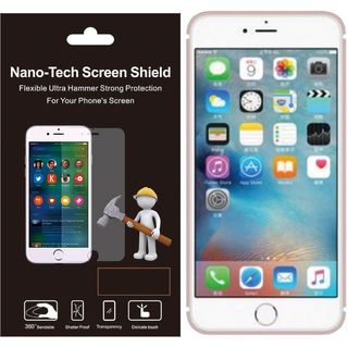 Insten Clear Plastic Screen Protector For Apple iPhone 7 Plus