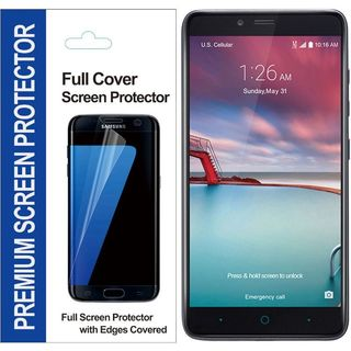 Insten Clear TPU Screen Protector For ZTE Carry/ Zmax Pro