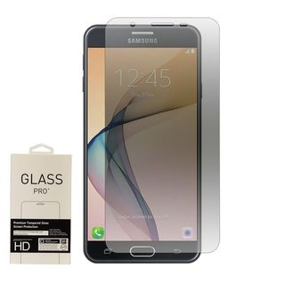 Insten 0.33mm Clear Premium Tempered Glass Screen Protector For Samsung Galaxy J7 (2017)/J7 Perx/J7 Sky Pro/J7 V