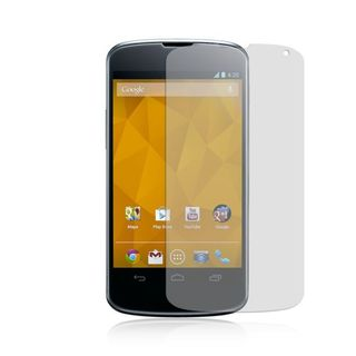 Insten Clear Screen Protector Cover For LG Google Nexus 4 E960