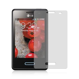 Insten Clear Screen Protector For LG Optimus L3 II