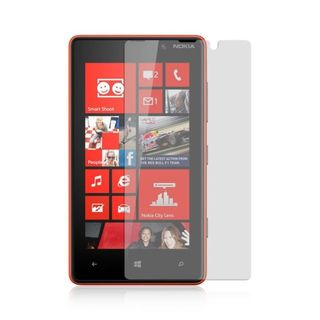 Insten Clear Screen Protector Cover For Nokia Lumia 820