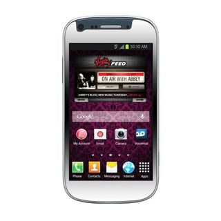 Insten Clear Screen Protector For Samsung Galaxy Prevail 2 Boost Mobile/Ring SPH-M840 (Virgin Mobile)