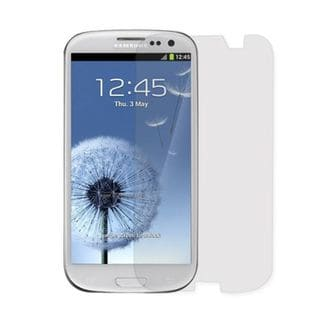 Insten Clear Screen Protector For Samsung Galaxy S3 GT-i9300