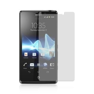 Insten Clear Screen Protector Cover For Sony Xperia TL
