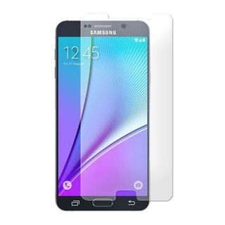 Insten Clear Tempered Glass Screen Protector For Samsung Galaxy Note 5