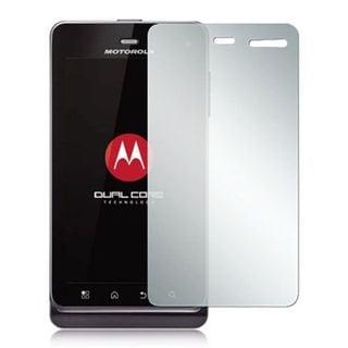 Insten Mirror Screen Protector For Motorola Droid 3