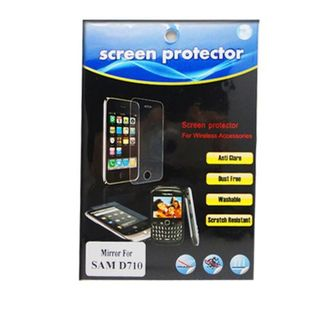 Insten Mirror Screen Protector For Samsung Galaxy S2 Epic 4G Touch D710 Sprint