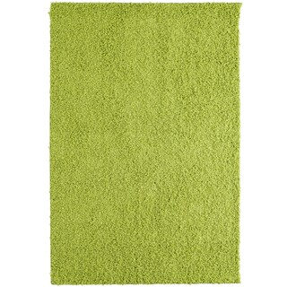 Cozy, Soft, and Dense Shag Area Rug - 4' x 6' (Option: Lime Green - Green)
