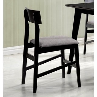 Mid-Century Contemporary Grey Design Dining Chairs (Set of 4)