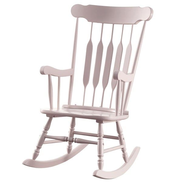 Pleasant Windsor Arrow Back Country Style Pink Rocking Chair Theyellowbook Wood Chair Design Ideas Theyellowbookinfo