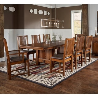 Gemma 5-piece Solid Wood Dining Set