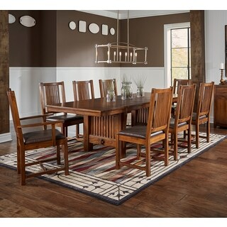 Simply Solid Gemma 7-piece Solid Wood Dining Set