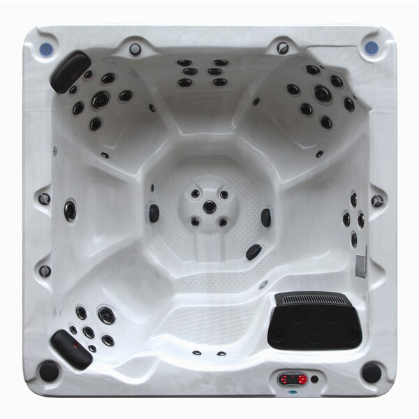 Canadian Spa Victoria 46-Jet 7-Person Hot Tub