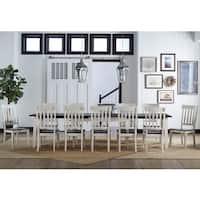 Simply Solid Tessa 11-piece Solid Wood Dining Set
