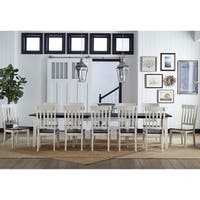 Simply Solid Tessa 13-piece Solid Wood Dining Set
