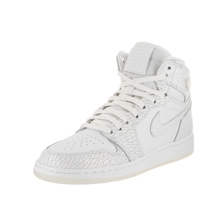 Nike Jordan Kids Air Jordan 1 Ret Hi Prem HC Gg Basketball Shoe